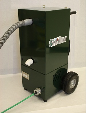 Spinduct Air Duct Cleaning Equipment